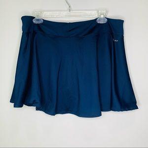 Nike Skort Athletic Swim Tennis Blue Size XL